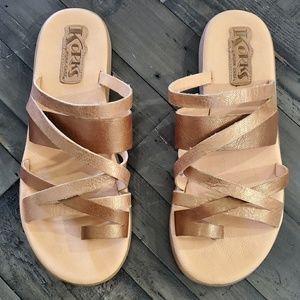 Korks By Kork - Ease Strappy Sandals